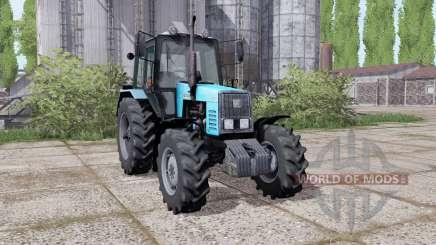 МТЗ 1221 Беларус сдвоенные колёса для Farming Simulator 2017