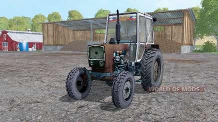 ЮМЗ 6КЛ анимация частей для Farming Simulator 2015