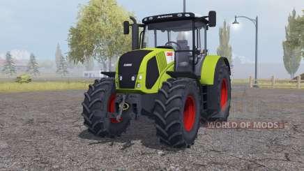 Claas Axion 850 add weights для Farming Simulator 2013