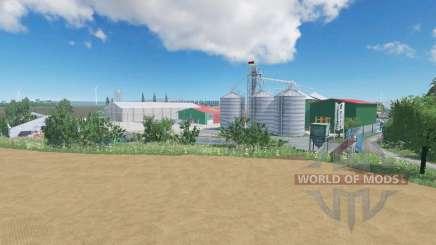 Sudthuringen v4.1 для Farming Simulator 2015