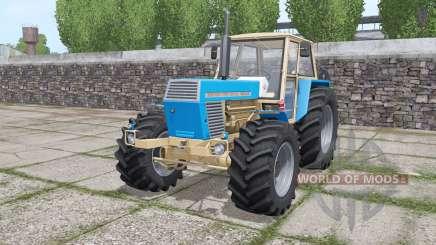 Zetor 12045 Crystal dual rear для Farming Simulator 2017