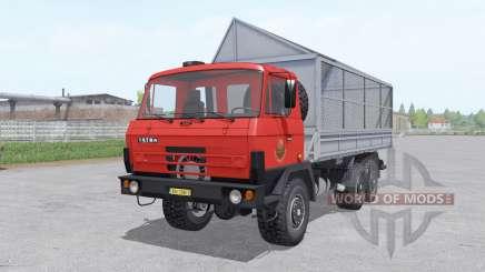 Tatra T815 replacement body для Farming Simulator 2017
