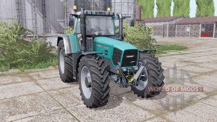 Fendt Favorit 920 Vario для Farming Simulator 2017