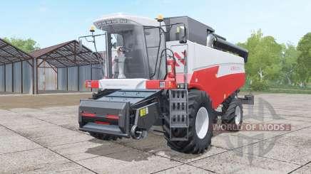 Акрос 595 Плюс с опциями для Farming Simulator 2017