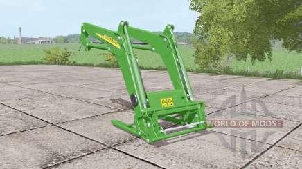 John Deere front loader для Farming Simulator 2017