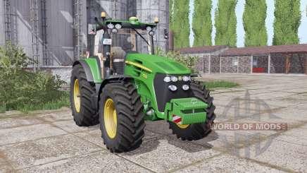 John Deere 7830 frоnt weight для Farming Simulator 2017
