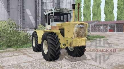 RABA 245 4WD old для Farming Simulator 2017