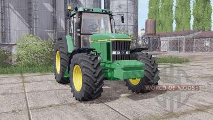 John Deere 7610 front weight для Farming Simulator 2017