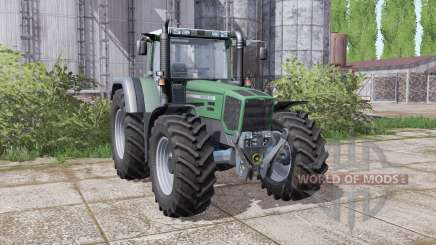 Fendt Favorit 822 Turboshift 1993 для Farming Simulator 2017