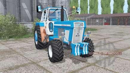 Fortschritt Zt 303-E dual rear для Farming Simulator 2017