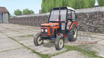 Zetor 7211 1985 для Farming Simulator 2017