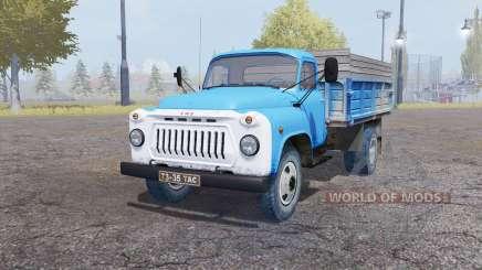 ГАЗ 53 v2.0 для Farming Simulator 2013