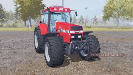 Case IH 7250 Pro twin wheels для Farming Simulator 2013