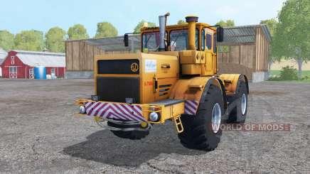 Кировец К-700А анимация частей для Farming Simulator 2015