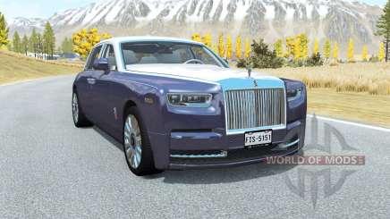 Rolls-Royce Phantom 2017 для BeamNG Drive