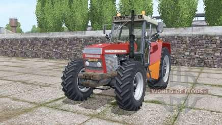 Zetor 12145 interactive control для Farming Simulator 2017