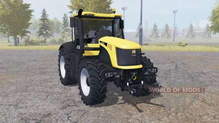 JCB Fastrac 8250 yellow для Farming Simulator 2013