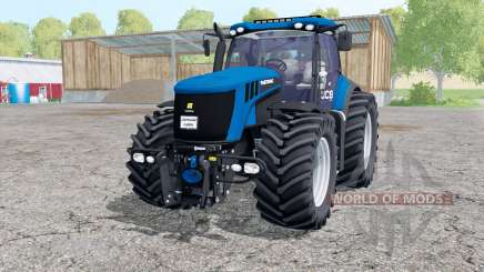 JCB Fastrac 8310 with weight для Farming Simulator 2015