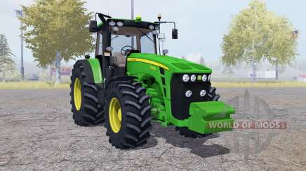 John Deere 8430 front weight для Farming Simulator 2013