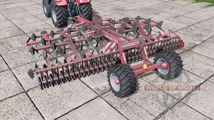 Horsch Terrano 8 FX v1.1 для Farming Simulator 2017