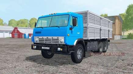 КамАЗ 53212 с прицепом для Farming Simulator 2015