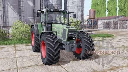 Fendt Favorit 924 Vario 1997 для Farming Simulator 2017