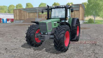 Fendt Favorit 824 Turboshift add weight для Farming Simulator 2015