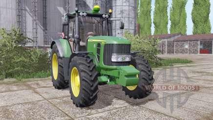 John Deere 6530 Premium front weight для Farming Simulator 2017