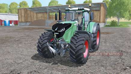 Fendt 1050 Vario twin wheels для Farming Simulator 2015