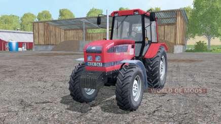 Беларус 1025.3 анимация частей для Farming Simulator 2015