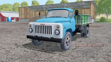 ГАЗ САЗ 3507 для Farming Simulator 2015