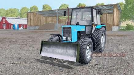 МТЗ 82.1 Беларус с отвалом для Farming Simulator 2015