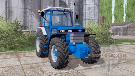 Ford 8210 4x4 для Farming Simulator 2017
