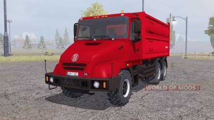 Tatra T163 Jamal 1999 v1.1 для Farming Simulator 2013