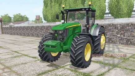 John Deere 6250R chip tuning для Farming Simulator 2017