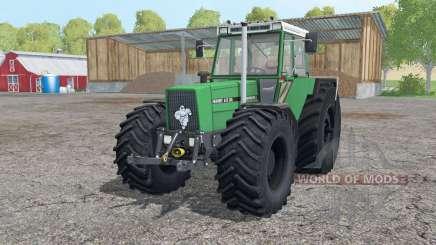 Fendt Favorit 612 LSA Turbomatic E для Farming Simulator 2015