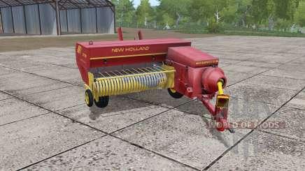New Holland 378 для Farming Simulator 2017