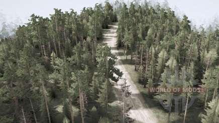 Route 66 для MudRunner