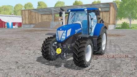 New Holland T7.170 2011 для Farming Simulator 2015
