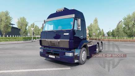 КамАЗ 6460 для Euro Truck Simulator 2