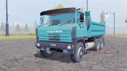Tatra T815 S3 animation parts для Farming Simulator 2013