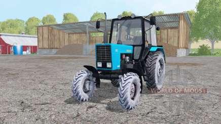 МТЗ 82.1 Беларус с анимацией частей для Farming Simulator 2015