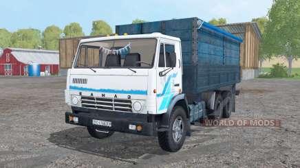 КамАЗ 53212 белый для Farming Simulator 2015