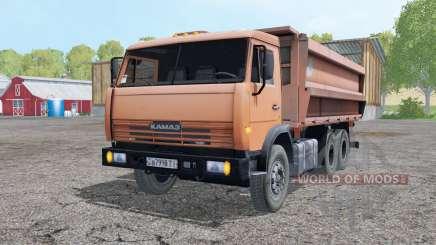 КамАЗ 45280В для Farming Simulator 2015