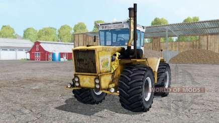 Raba-Steiger 250 twin wheels для Farming Simulator 2015