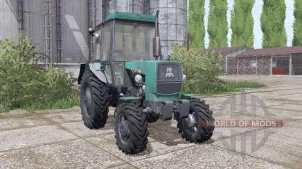 ЮМЗ 8240 4x4 для Farming Simulator 2017