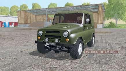 УАЗ 469 1973 для Farming Simulator 2015