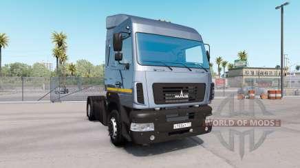 МАЗ 5440Е9-520-031 для American Truck Simulator