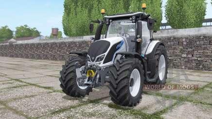 Valtra N134 Suomi 100 для Farming Simulator 2017