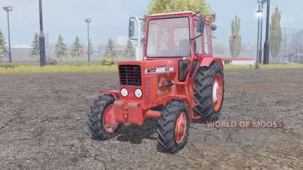 МТЗ 82 Беларус с анимацией частей для Farming Simulator 2013